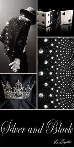 Hi ladies.  Thank you for all the wonderful red and yellow pins. Tonight and tomorrow let's pin this combination of BLACK AND SILVER.  Happy Pinning❤