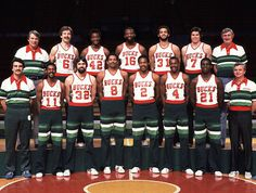 Lost to Supersonics 4-3 in West semifinals 1979-80.