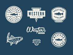 Western Anglers by Kevin Kroneberger