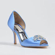SALSA-CAPRI BLUE by BADGLEY MISCHKA