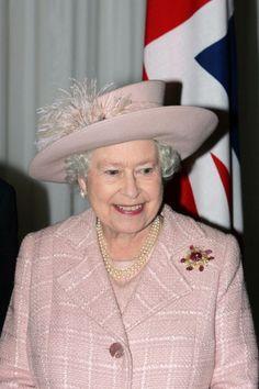 Queen Elizabeth, 2006 in Rachel Trevor Morgan