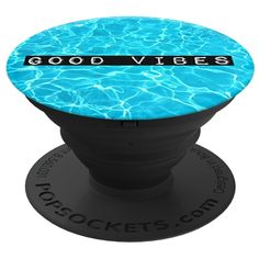 Amazon.com: PopSockets: Expanding Stand and Grip for Smartphones and Tablets - Good Vibes: Cell Phones & Accessories | @giftryapp