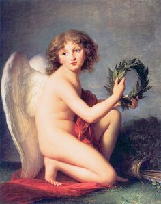 Élisabeth Louise Vigée Le Brun -Młody książę Lubomirski - 1787/88