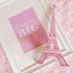 Dream Big | PARIS | La Beℓℓe ℳystère