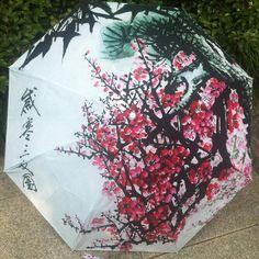 LIKE RAIN Brand 2017 New Van Gogh Oil Painting Arts Umbrella Rain Women Creative Chinese Umbrellas Mujer Paraguas Parasol - best seller cheap good quality Fancy Umbrella, Uv Umbrella, Umbrella Painting, Umbrella Lights, Rain Painting, Under My Umbrella, Cute Umbrellas, Umbrellas Parasols, Art Rooms