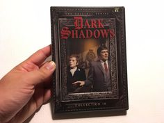 DARK SHADOWS COLLECTION 18 / 4 DVD 40 Episodes OOP Horror Show