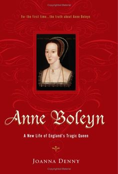 Anne Boleyn: A New Life of England's Tragic Queen...Reading this one now.  Anne Boleyn happens to be one of my favorite historical characters and I find her story fascinating.  This book starts off fine, but in the middle gets too dry. History doesn't have to be dry and boring!