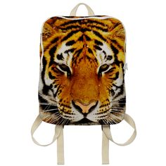 Siberian Tiger Backpack #paombackpacks #tigers