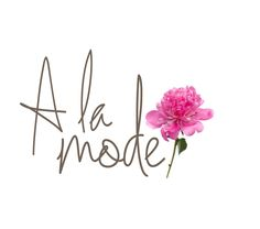 a la mode | La Mode is the most recent addition to our collections. Contemporary ...