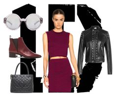"""""""Little Off center Outfit of the Day"""" by sodafirm on Polyvore"""