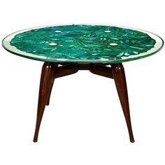 Fontana Arte Dining Table by Duilio Bernabè (Dubé)