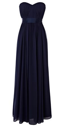 hmm.. I quite like the style of this dress but I don't think this colour suits me~  #TopshopPromQueen