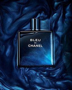 "chasingrainbowsforever: ""Bleu de Chanel """