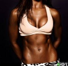 Hungry for unhealthy...I think not so much. Inspiration photo. I will have those abs!