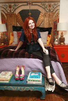 Tour Sea of Shoes Blogger Jane Aldridge's Sweet Dallas Digs