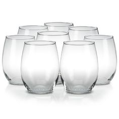 Luminarc 8 pc. Stemless Wine Glasses >>> Find out more about the great product at the image link.
