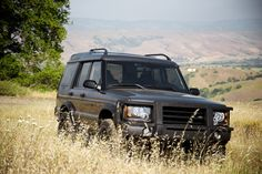 """Land Rover discovery II   2"""" lift on 32"""" tires"""