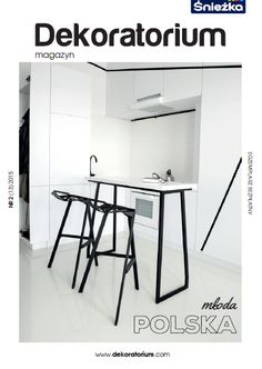 here are our favorite Minimalist Apartment Design. Find ideas and inspiration for Minimalist Apartment Design to add to your own home. Bar Design, Home Design, Interior Design Kitchen, Kitchen Decor, Kitchen Designs, Studio Kitchen, Estilo Interior, Minimalist Apartment, Minimalist Kitchen