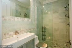 824 WHANN AVE, MCLEAN, VA 22101 - Sink, Mirror, Shower