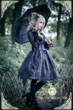 -The Kingdom of Fairies- Lolita JSK Version II