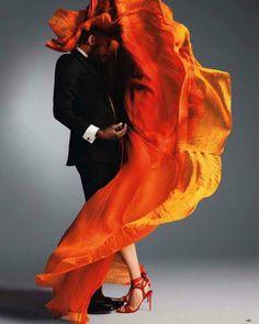 senhora e tango