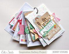 Hello *Elle's Studio* - Scrapbook.com