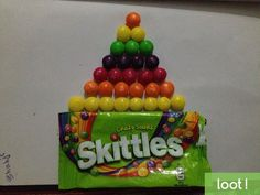 Show us your favorite type of Skittles in a creative way and take a picture of them to earn rewards with our app! http://earn.loot-app.com/#contest/91rVpkbnJA