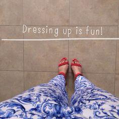Fun fashion!