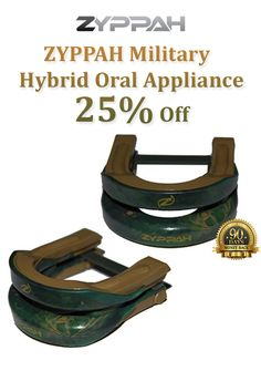 22 best zyppah coupon codes images on pinterest coupon codes zyppah is offering 25 discount on zyppah military hybrid oral appliance order now and fandeluxe Images