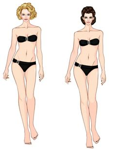 Paper dolls with clothes)) - 31 photos | VK