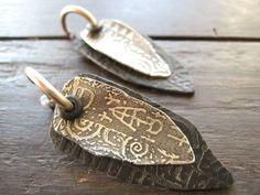 celie fago-shard earrings