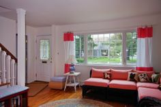 A home near the water on Long Island and a beautiful picture window by Renewal by Andersen