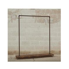 90 Rack Single Shelf Industrial Clothes by MaverickIndustrial