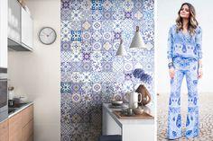 azulejo portugues tecido - Pesquisa Google