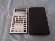 Calculatrice-calculator-Texas-Instruments-TI-35-1982-USA-vintage