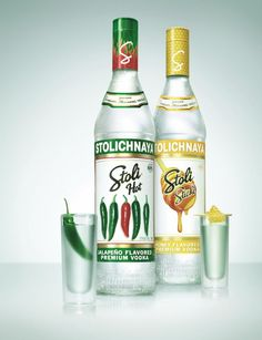 "Lushworthy News: Stolichnaya Gets ""Hot"" And ""Sticki"" With Their Newest Flavors"