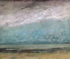 Gustave Courbet, 1865