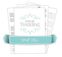Marriage Name Change Kit