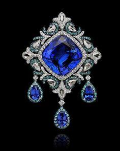 Bao Bao Wan Fine Jewelry - Brooch