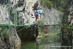 Cañón de los arcos Canon, Spain, Hiking Trails, Places To Go, Arches, Fotografia, Hipster Stuff