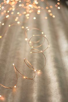 This strand showcases 400 tiny warm white LED lights on ultra thin wire, affording much more decorating length than traditional fairy light strands.