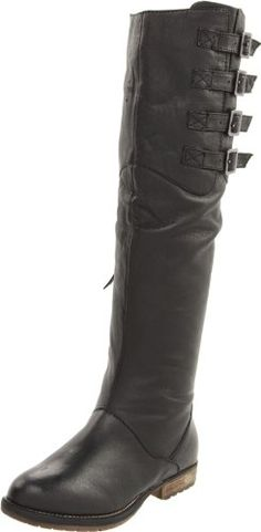 Steve Madden Women's Miidori Boot,Black Leather,8 M US Steve Madden http://www.amazon.com/dp/B0053VTM3C/ref=cm_sw_r_pi_dp_bHFcvb1A1J8Y3
