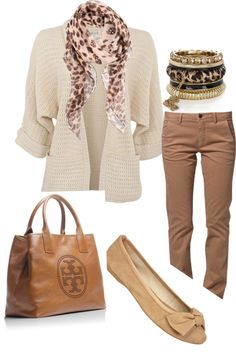 """Neutrals"" by kath-10 on Polyvore"