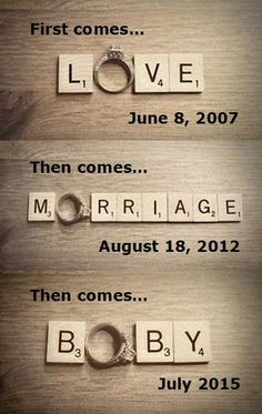 love, marriage, baby