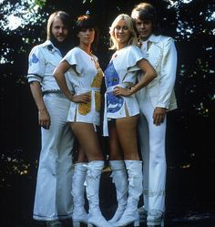 ABBA  mostly 70's  but had a final album in 1982