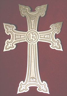Armenian cross