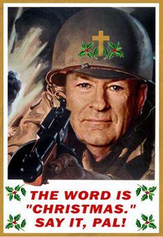 War on Christmas - http://www.tillhecomes.org/war-on-christmas/  #Christmas, #Holidays #Discipleship