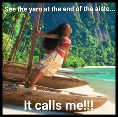 Humorous image of doll woman being called by yarn in the store Knitting Quotes, Knitting Humor, Crochet Humor, Knitting Yarn, Funny Crochet, Crochet Crafts, Yarn Crafts, Crochet Yarn, Crochet Projects