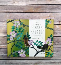 designmom.com / Book of the Week: The Town Mouse and the Country Mouse (plus more reviews of neat children's books)