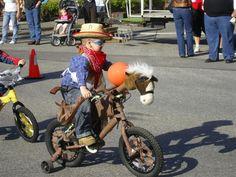 Bike parades